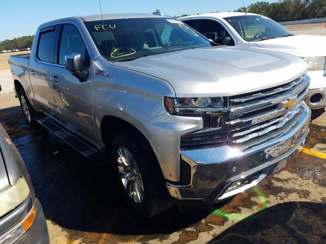 Salvage cars for sale from Copart Eight Mile, AL: 2019 Chevrolet Silverado