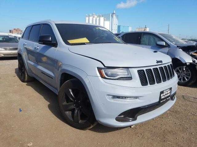 Jeep Grand Cherokee salvage cars for sale: 2014 Jeep Grand Cherokee