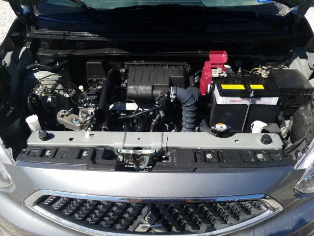 2019 Mitsubishi MIRAGE | Vin: ML32A3HJ5KH016660