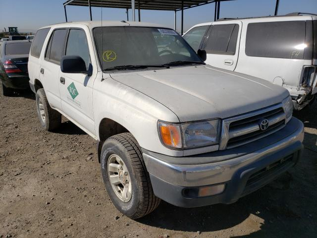 Toyota 4runner salvage cars for sale: 2000 Toyota 4runner
