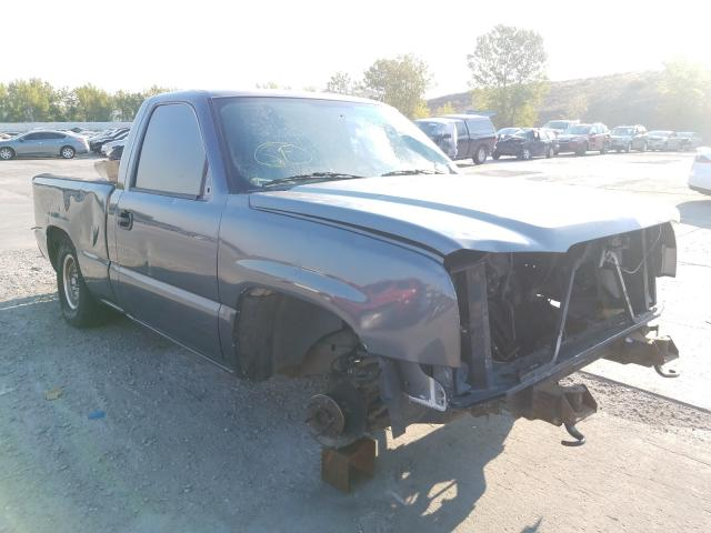 Salvage cars for sale from Copart Littleton, CO: 2005 Chevrolet Silverado