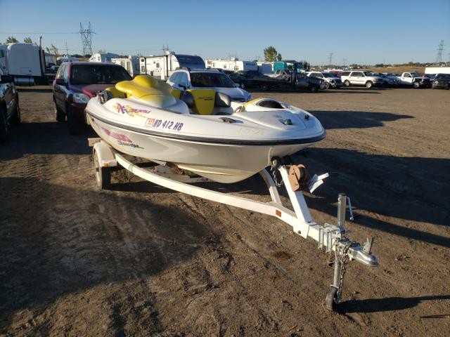 Seadoo salvage cars for sale: 1997 Seadoo Boat