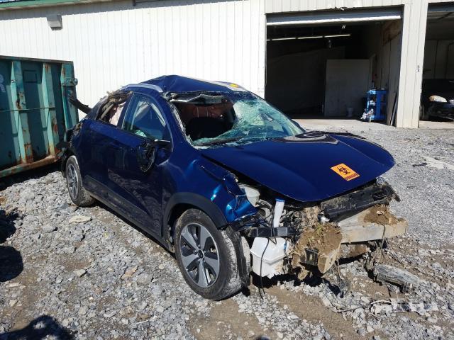 Prodazha 2018 Kia Niro Fe 1 6l Blue V Madisonville Tn 50876900 A Better Bid