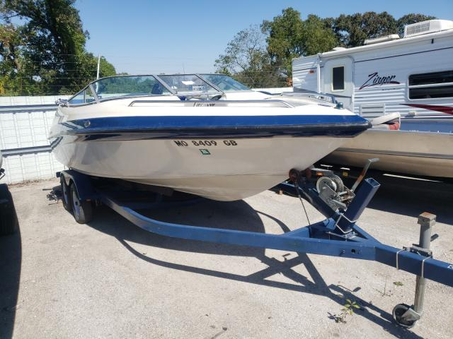 Salvage cars for sale from Copart Rogersville, MO: 1997 Crownline 202 BR