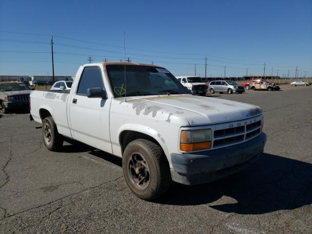 Dodge Dakota salvage cars for sale: 1996 Dodge Dakota