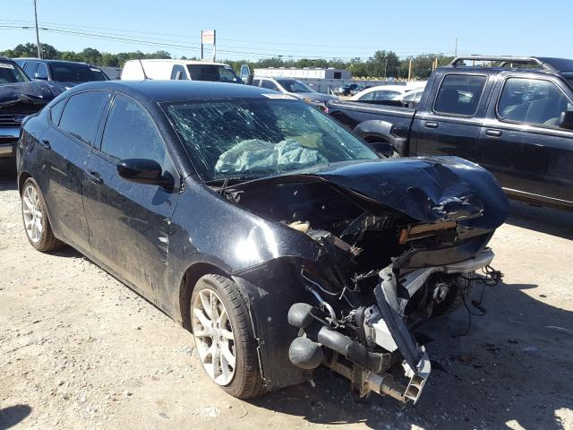 Salvage cars for sale from Copart Newton, AL: 2013 Dodge Dart SXT