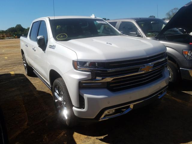 2019 Chevrolet Silverado en venta en Eight Mile, AL