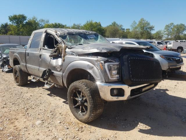 Salvage cars for sale from Copart Oklahoma City, OK: 2011 Ford F250 Super
