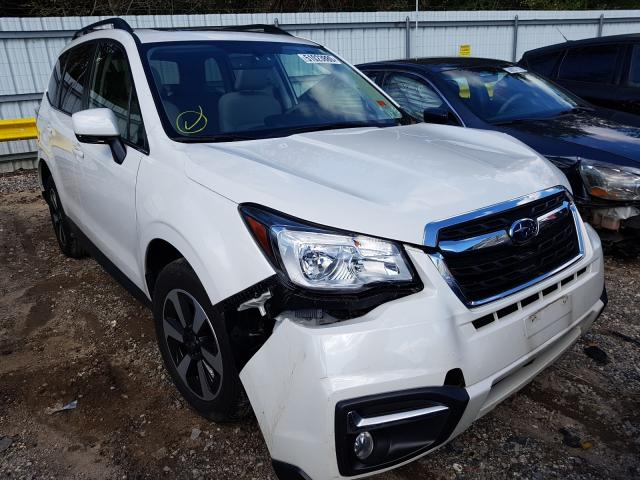 Salvage 2017 SUBARU FORESTER - Small image. Lot 51023880