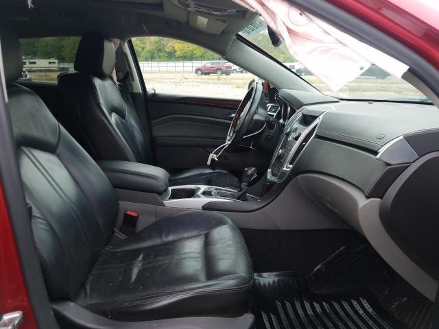 2011 Cadillac SRX   Vin: 3GYFNDEY0BS534655