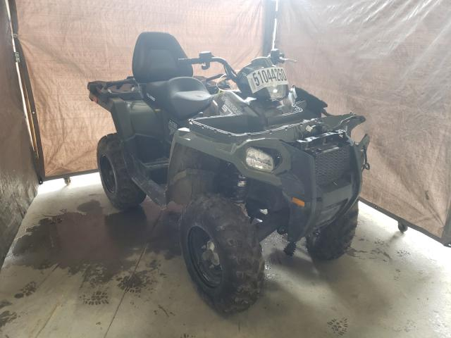 Salvage cars for sale from Copart Duryea, PA: 2014 Polaris Sportsman