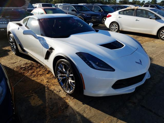 2015 Chevrolet Corvette Z en venta en Eight Mile, AL