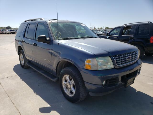 Ford Explorer X salvage cars for sale: 2004 Ford Explorer X