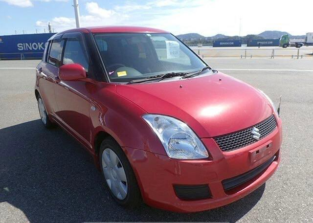 2008 Suzuki Swift en venta en North Billerica, MA