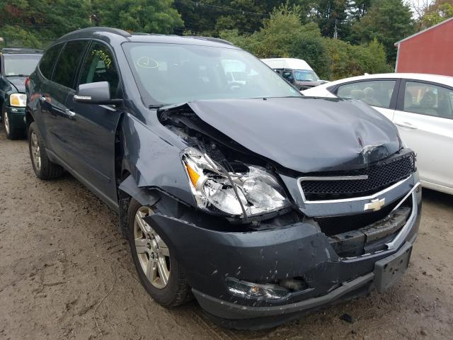 Chevrolet salvage cars for sale: 2012 Chevrolet Traverse L