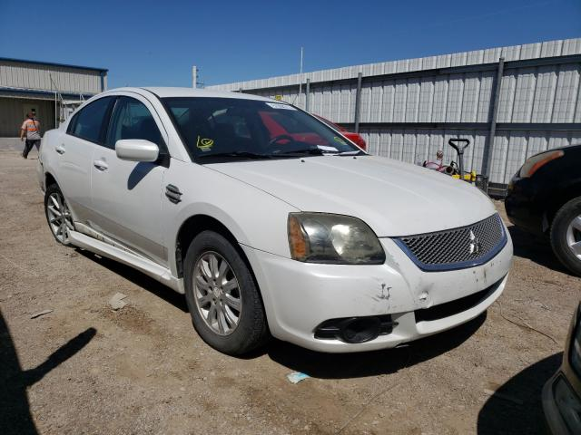 Salvage cars for sale from Copart Mercedes, TX: 2010 Mitsubishi Galant