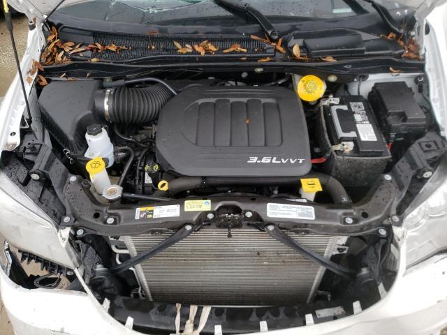 2C4RDGCG6HR673731 2017 Dodge Grand Cara 3.6L