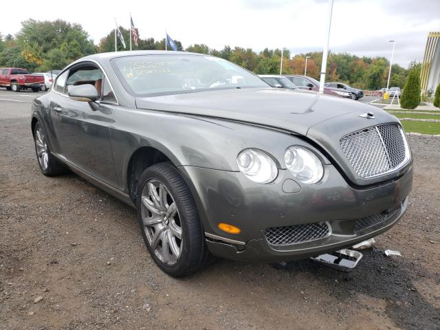 Bentley Continental salvage cars for sale: 2005 Bentley Continental