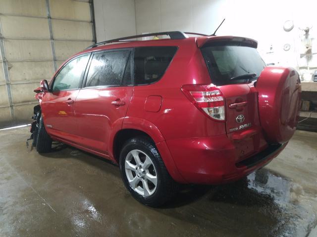 купить 2010 Toyota Rav4 Limit 2.5L JTMDF4DV3A5017537