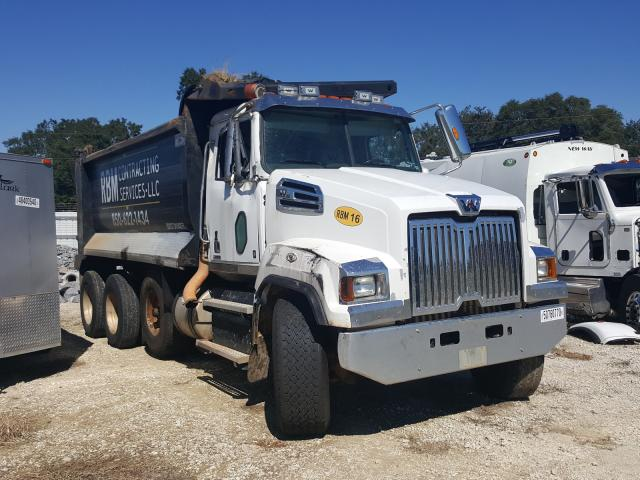 Western Star salvage cars for sale: 2017 Western Star Convention