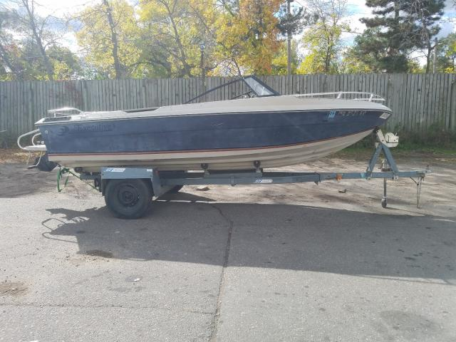 1983 Excel Boat With Trailer for sale in Blaine, MN