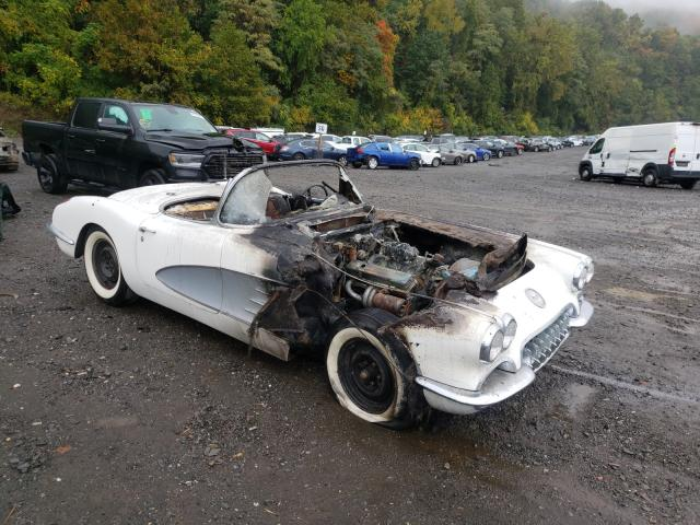 1958 Chevrolet Corvette for sale in Marlboro, NY