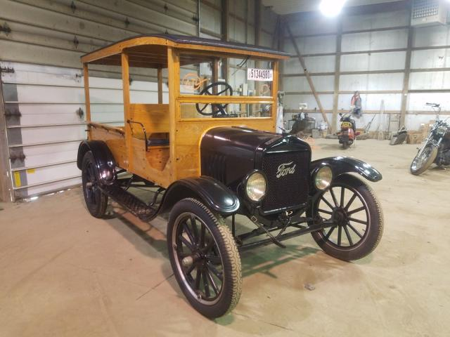 1922 Ford Model T for sale in Columbia Station, OH