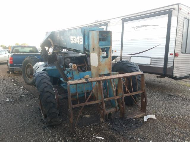 1990 Gradall Forklift for sale in Portland, MI