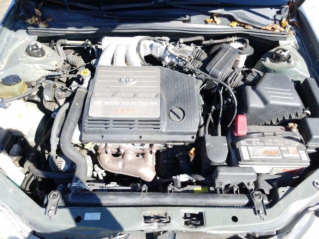 salvage title 2004 toyota avalon sedan 4d 3 0l for sale in ellenwood ga 50914770 a better bid car auctions