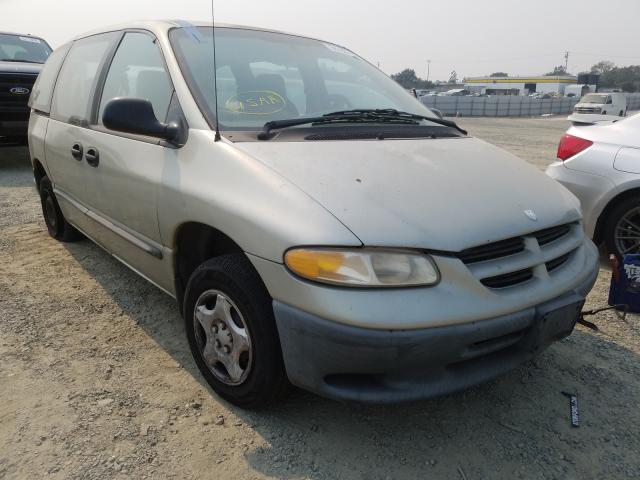 Dodge Caravan salvage cars for sale: 2000 Dodge Caravan