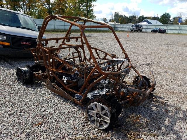 Salvage cars for sale from Copart Central Square, NY: 2014 Polaris RZR 1000 X