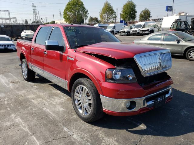 Salvage cars for sale from Copart Wilmington, CA: 2008 Lincoln Mark LT