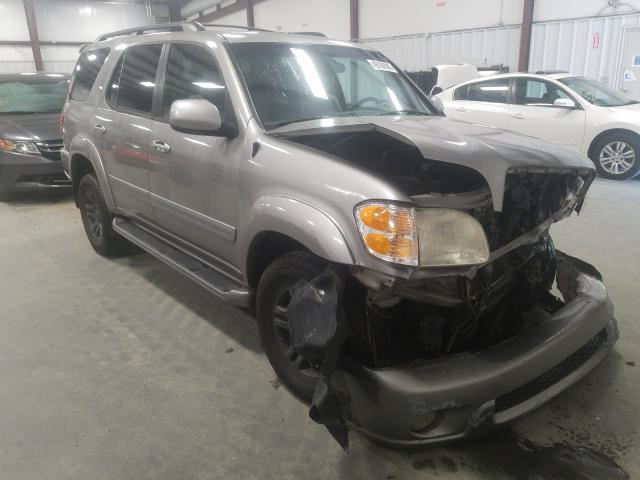 Toyota Sequoia salvage cars for sale: 2003 Toyota Sequoia