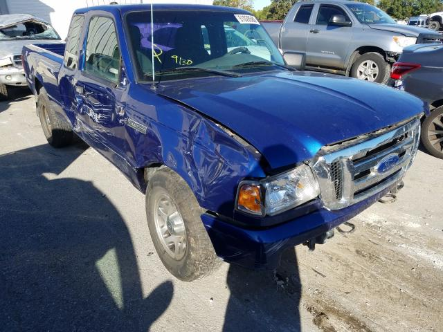 Salvage cars for sale from Copart Rogersville, MO: 2011 Ford Ranger SUP