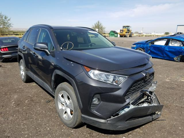 Salvage cars for sale from Copart Albuquerque, NM: 2019 Toyota Rav4 XLE