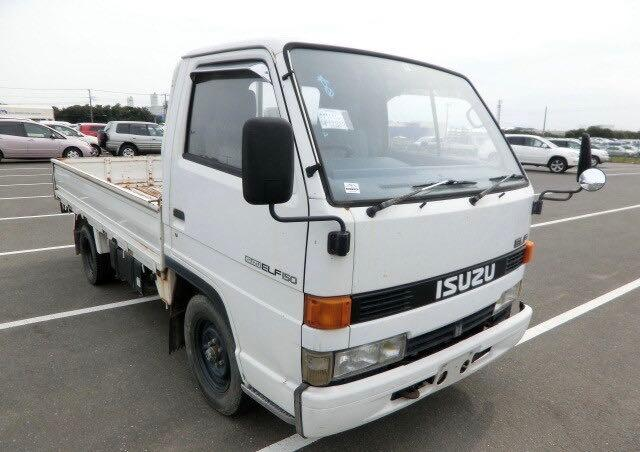 Isuzu salvage cars for sale: 1991 Isuzu Normal Cab