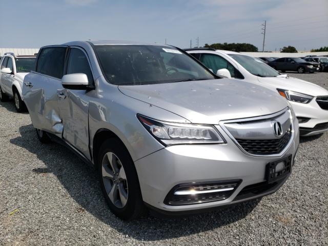 Acura MDX salvage cars for sale: 2014 Acura MDX