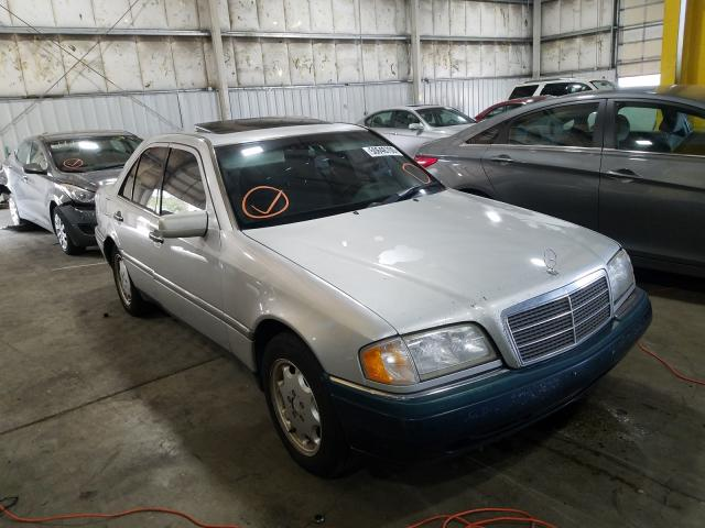 1997 Mercedes-Benz C 280 en venta en Woodburn, OR