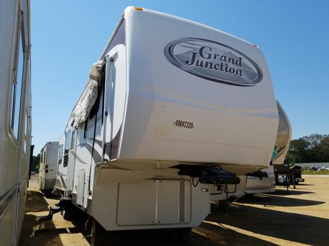 Gran salvage cars for sale: 2007 Gran Trailer