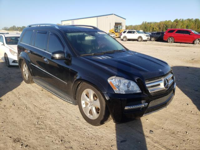 Salvage cars for sale from Copart Louisville, KY: 2012 Mercedes-Benz GL 450 4matic