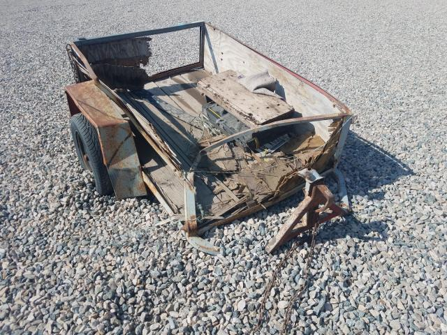 Salvage cars for sale from Copart Farr West, UT: 2000 Trailers C45X1