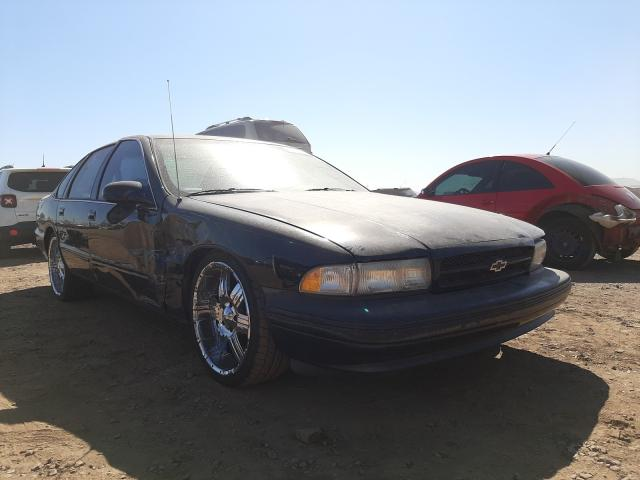 Chevrolet Caprice salvage cars for sale: 1996 Chevrolet Caprice