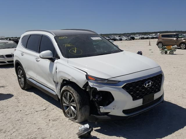 Hyundai Santa FE salvage cars for sale: 2019 Hyundai Santa FE