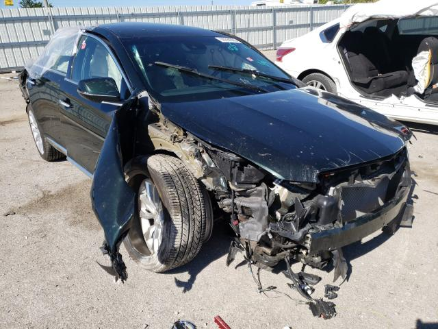 Salvage cars for sale from Copart Lexington, KY: 2016 Cadillac XTS Luxury