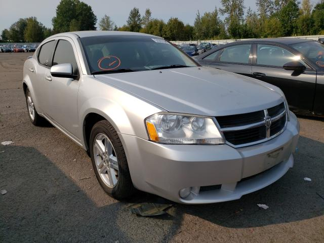 Salvage cars for sale from Copart Portland, OR: 2010 Dodge Avenger R