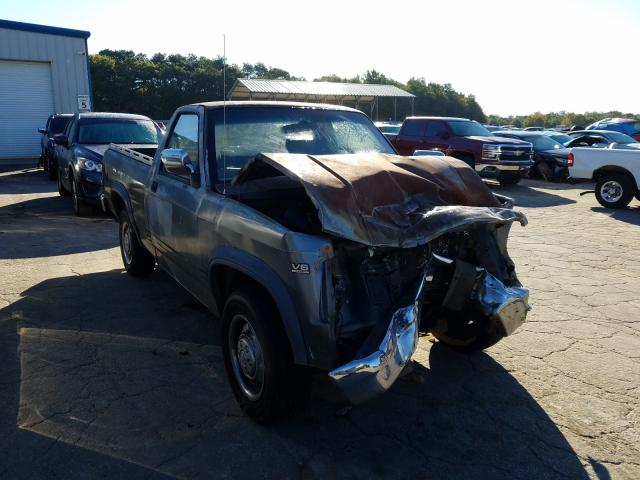 Dodge Dakota salvage cars for sale: 1991 Dodge Dakota