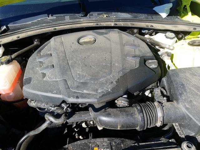 2019 Chevrolet CAMARO | Vin: 1G1FD1RS7K0157562