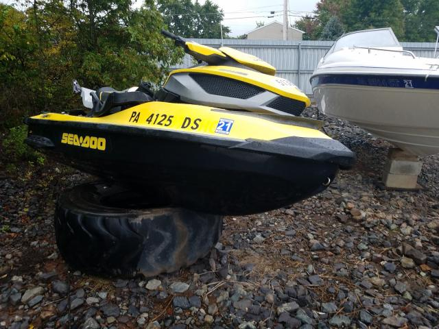 Salvage 2011 Seadoo BOAT for sale