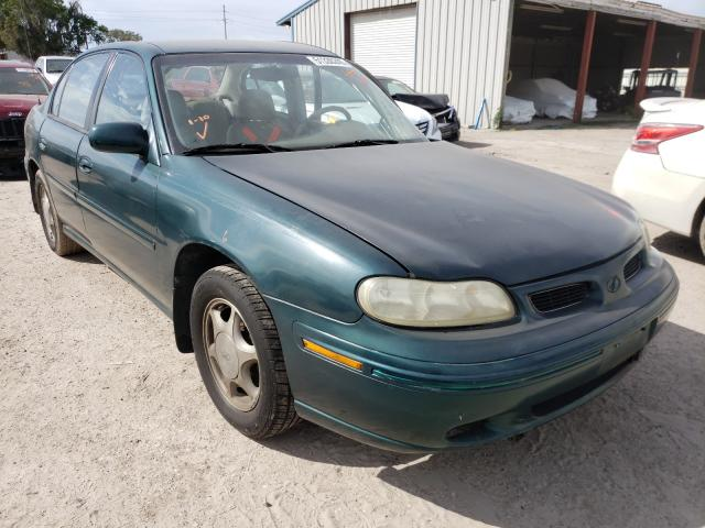 Oldsmobile salvage cars for sale: 1999 Oldsmobile Cutlass GL