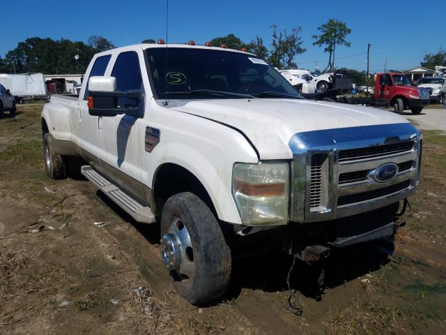 Ford Vehiculos salvage en venta: 2010 Ford F350 Super